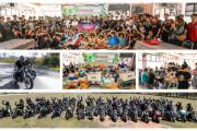 สมาชิก GPX หัวใจหล่อ ส่งต่อความสุขให้น้องๆ  เด็กพิการทางสมองและปัญญา จ.ราชบุรี
