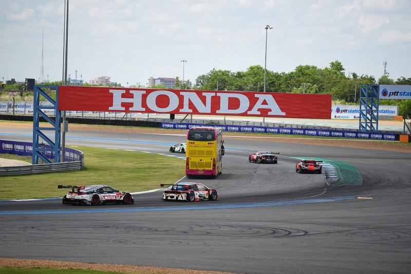 Honda track experience