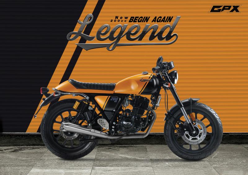 Legend 200 - 01