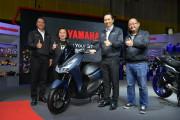 New Yamaha LEXi VVA ออโตเมติกพรีเมี่ยมสกู๊ตเตอร์น้องใหม่ เหนือชั้นอีกระดับกับเทคโนโลยี VVA ในคลาส 125 ซีซี  รุ่นแรกของเมืองไทยที่ตอบโจทย์ทุกความลงตัว