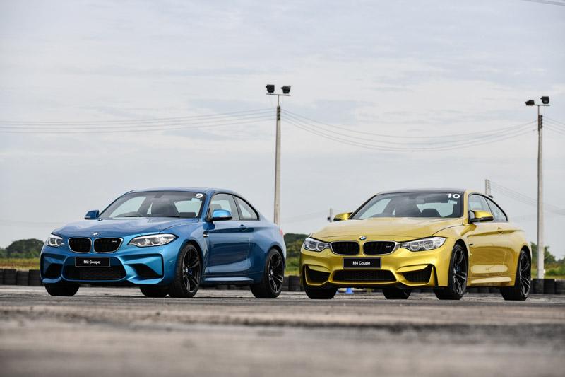 สัมผัสสมรรถนะและนวัตกรรมล้ำสมัย ในงาน BMW Fleet Review