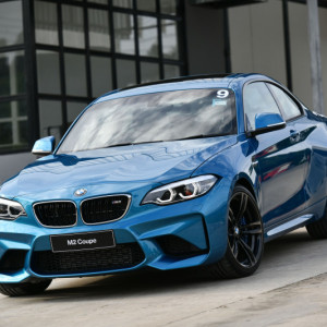 BMW M2 Coupe 1001