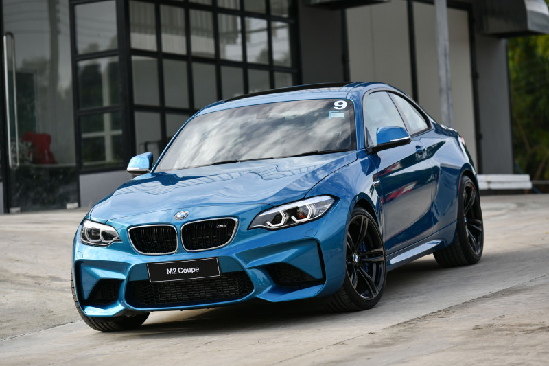BMW M2 Coupe-1001
