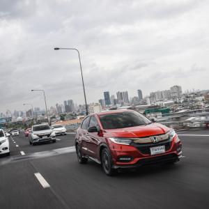 NEW Honda HR V Test Drive 2