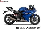 หลุดทดสอบ Yamaha YZF-R25/R3 ก่อนเปิดตััวที่อินโดฯ เร็วๆนี้