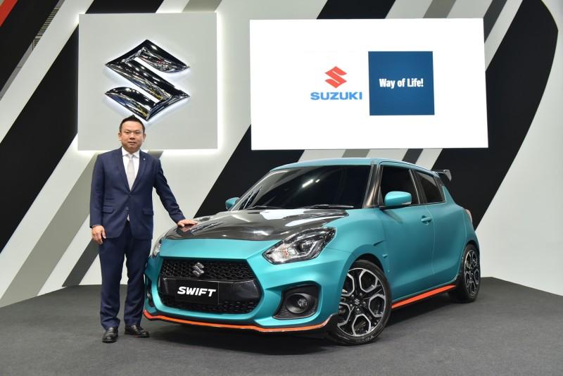 Suzuki PR201809 Big Motor Sale 2018 Khun Wallop