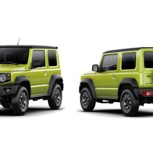 Suzuki Jimny 2018 10
