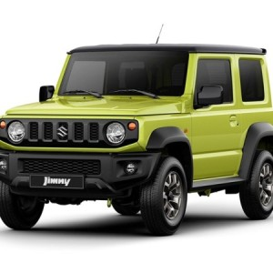 Suzuki Jimny 2018 12
