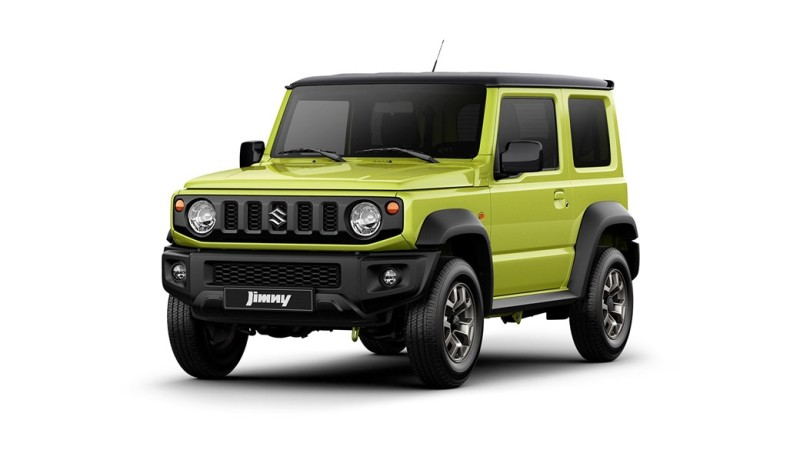 Suzuki Jimny เปิดตัวทีี่อินโดฯ คาดเตรียมเปิดไลน์ผลิตและส่งออกเร็วๆนี้
