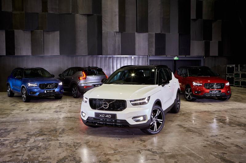 วอลโว่ เปิดตัว The New Volvo XC40 สุดยอดคอมแพกต์เอสยูวี มาพร้อมเทคโนโลยีอัจฉริยะเพื่อการขับขี่สำหรับคนเมือง