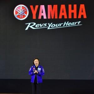 05 ยามาฮ่าเปิดตัว New YZF R3 พร้อมกันทั่วโลกอย่างยิ่งใหญ่