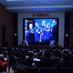 06 ยามาฮ่าเปิดตัว New YZF R3 พร้อมกันทั่วโลกอย่างยิ่งใหญ่
