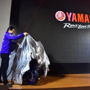 07 ยามาฮ่าเปิดตัว New YZF R3 พร้อมกันทั่วโลกอย่างยิ่งใหญ่