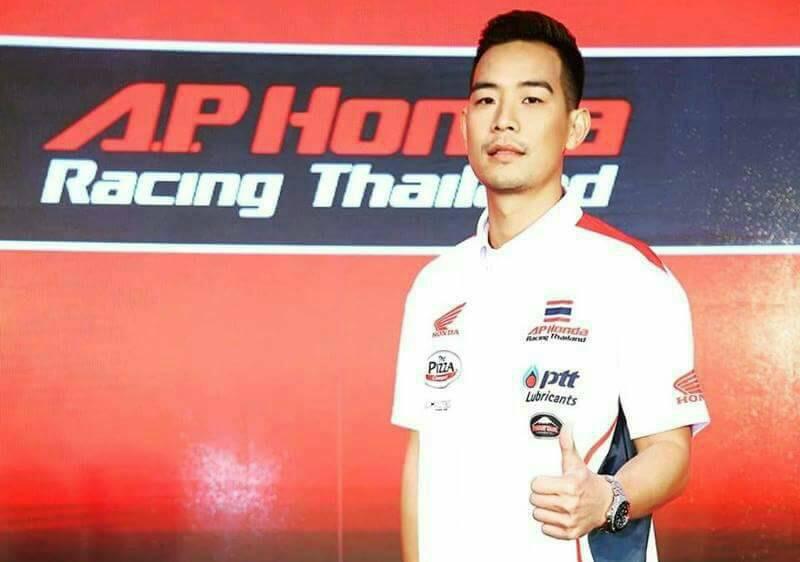 """""""ฟิล์ม-รัฐภาคย์"""" นักบิดขวัญใจชาวไทย จ่อเปิดซิงตัวการทดสอบรถแข่งพลังงานไฟฟ้า""""โมโตอี"""" ครั้งแรกในเอเชีย ที่บุรีรัมย์"""