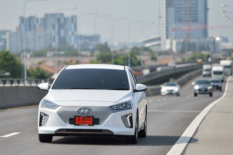 First Impression : Hyundai Ioniq Electric รถไฟฟ้าจากฮุนได