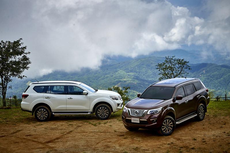เปิดประสบการณ์ใหม่กับ Nissan Terra ในดินแดนขุนเขา
