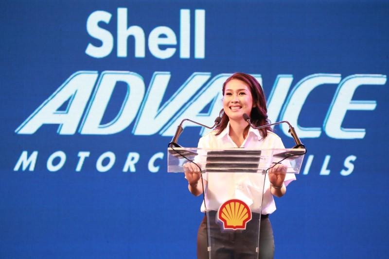 Shell Advance D-Day