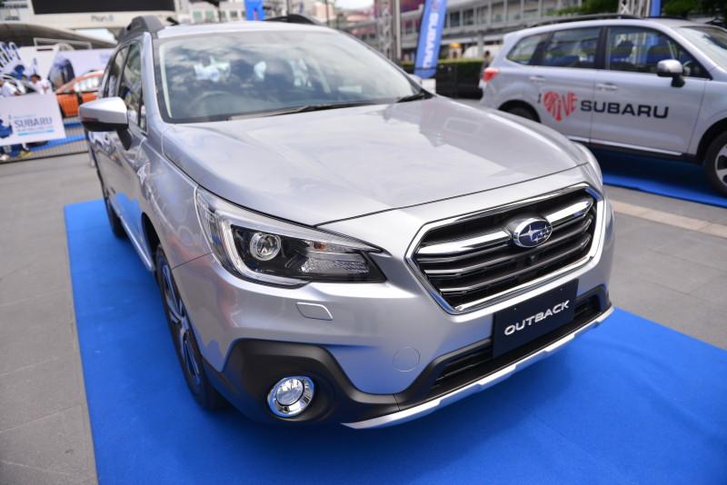 Subaru Outback 2.5i-S (4)