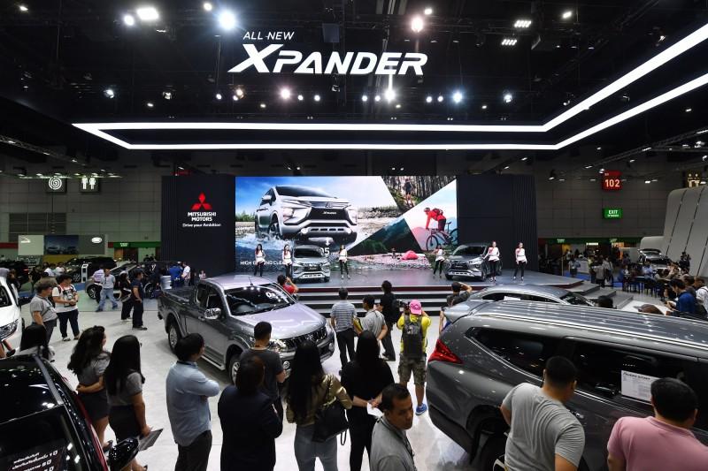 Xpander booking 5