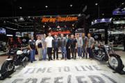 ฮาร์ลีย์-เดวิดสัน™ เปิดตัวมอเตอร์ไซค์รุ่นใหม่ครั้งแรกในอาเซียน
