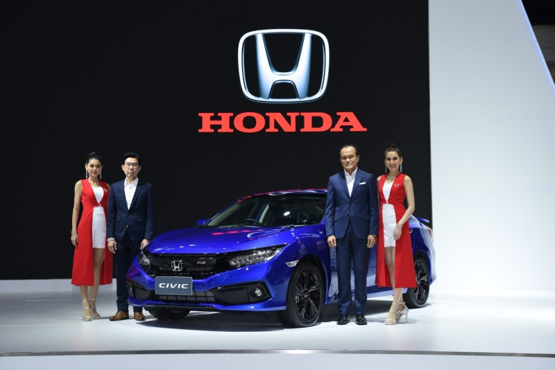 Photo Caption – Honda Motor Expo 2018