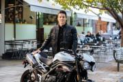 """""""ไทรอัมพ์ มอเตอร์ไซเคิลส์"""" ดึง """"เจมส์ โทสแลนด์"""" อดีตนักแข่งรถระดับโลก  เป็นแบรนด์แอมบาสเดอร์ รับการแข่งขัน Moto2 ฤดูกาล 2019"""