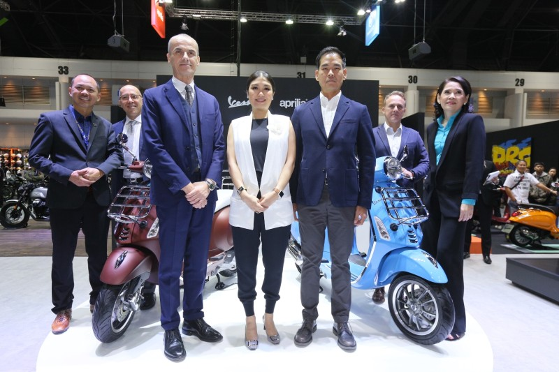 Vespiario At Motor Expo 2018 (2)
