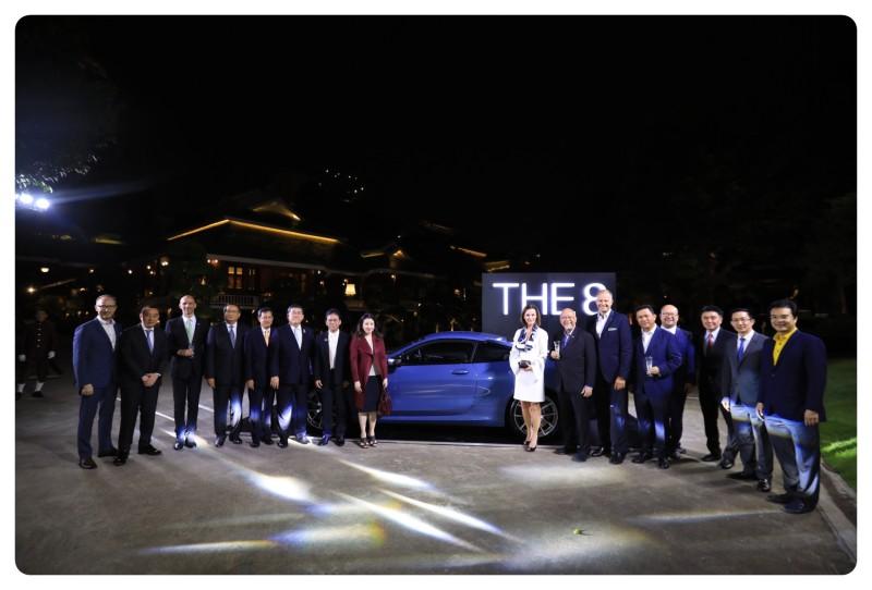 BMW 8 Series Exclusive Dinner  (1)
