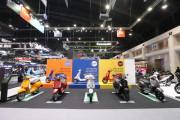 """2 รุ่นใหม่ล่าสุดจาก """"เวสปิอาริโอ""""  """"Vespa Notte Special Edition"""" และ """"Moto Guzzi V7 III Milano"""""""