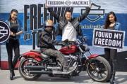 """ฮาร์ลีย์-เดวิดสัน™ จัดงาน """"Freedom On Tour"""" มอบอิสระเสรีแห่งการขับขี่ที่แท้จริงทั่วไทย"""