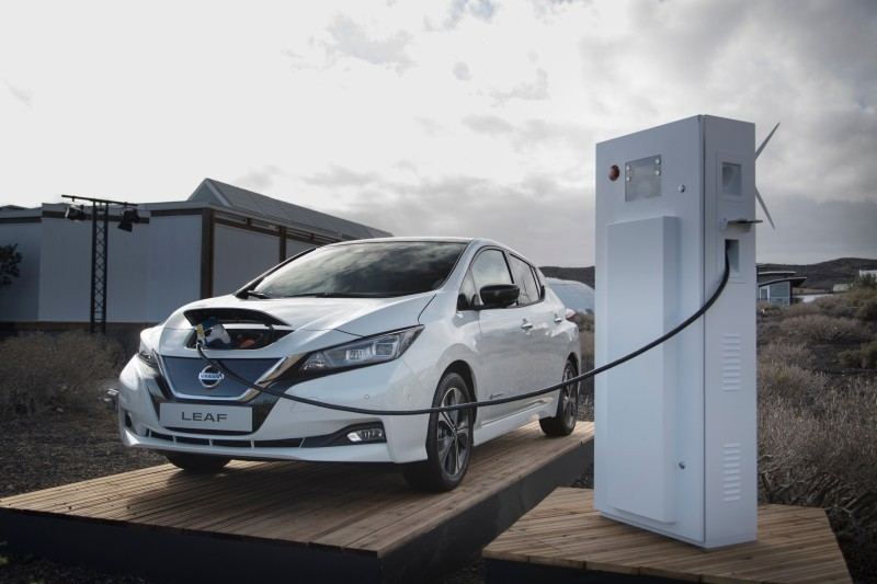 Demystifying Electric Vehicles: Nissan Pioneers First Ever Dig