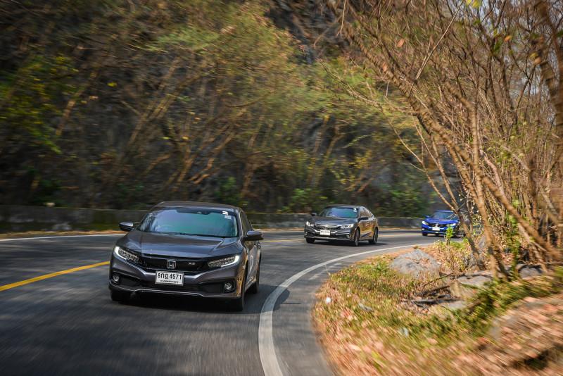 Group 3_Press Trip - New Honda Civic (1)