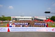 """ตำรวจไทยคึกคัก ร่วมชิงชัย """"ฮอนด้า แข่งขันทักษะขับขี่ปลอดภัย ระดับประเทศ ครั้งที่ 2″"""