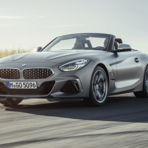The New BMW Z4 (1)