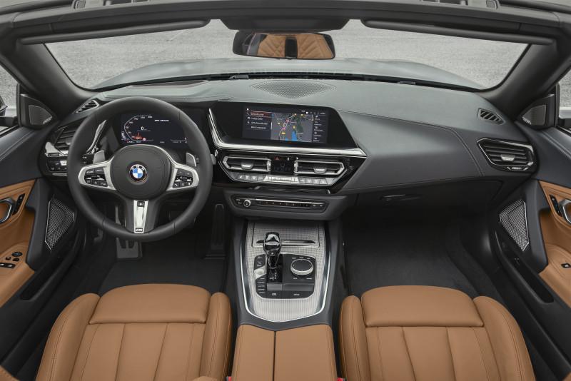 the new BMW Z4 (2)