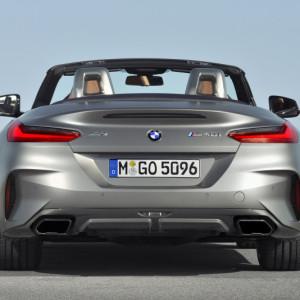 The New BMW Z4 (4)