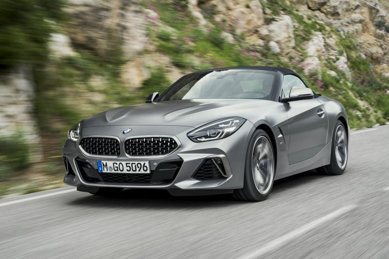 the new BMW Z4 (9)