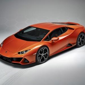 2. Lamborghini Huracán EVO