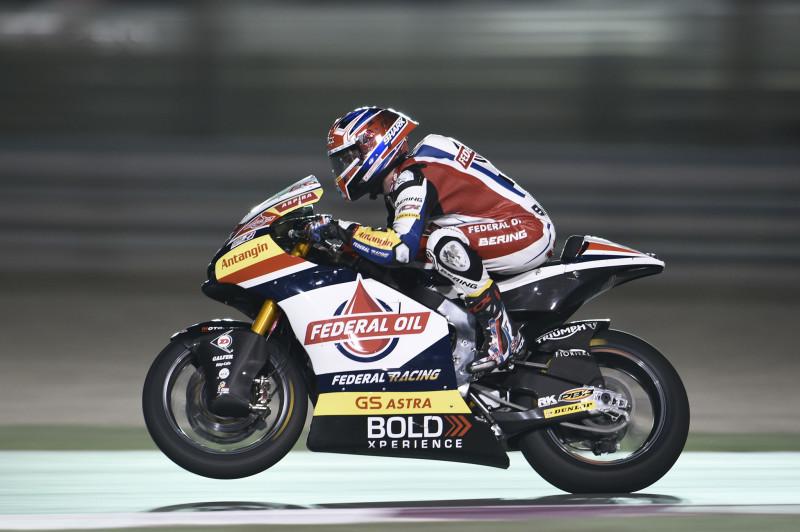 Sam Lowes, Qatar Moto2 Test March 2019