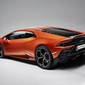 5. Lamborghini Huracán EVO