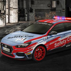 Hyundai N WorldSBK Safety Car 01