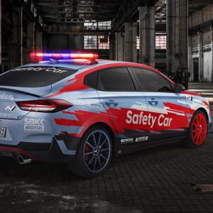 Hyundai N WorldSBK Safety Car 03