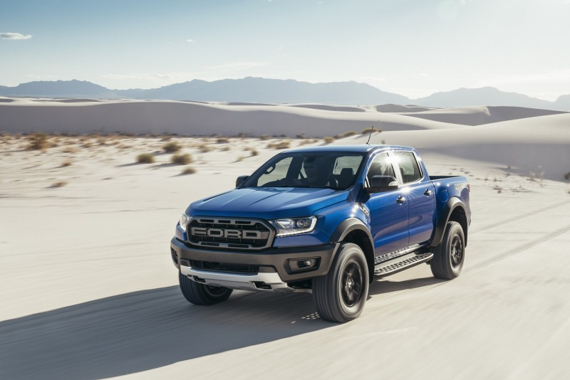 Ranger Raptor – Powertrain 01