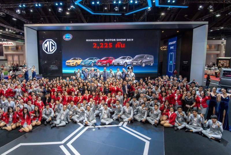 MG เผยลูกค้าคนไทยให้การต้อนรับ NEW MG V80 สูงกว่าเป้าหมายที่วางไว้ พร้อมมอบข้อเสนอพิเศษถึงสิ้นเดือนมิถุนายนนี้เท่านั้น