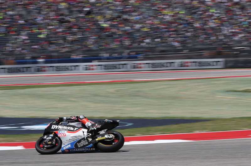 Luthi, Moto2 race, Grand Prix Of The Americas 2019