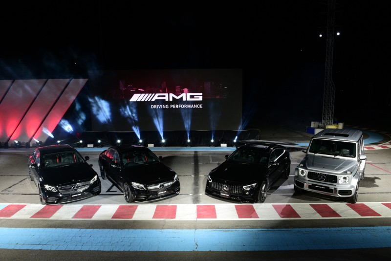 Mercedes AMG Launch (16)