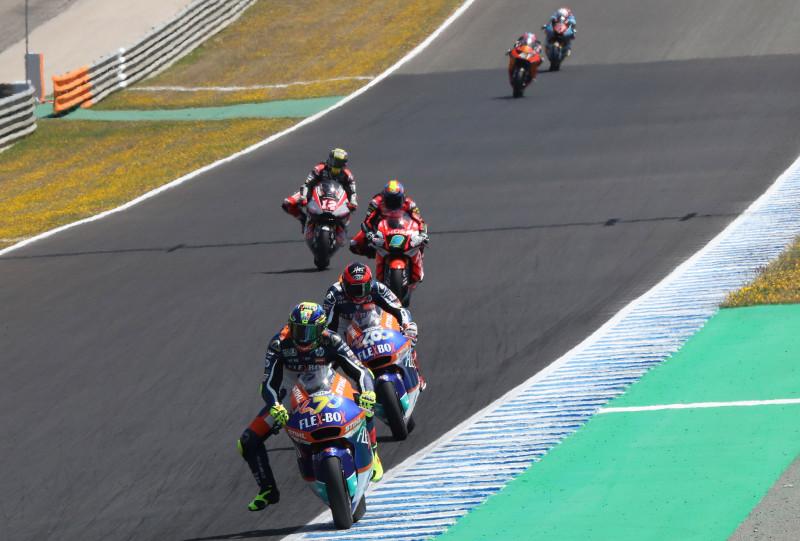 Baldassarri, Moto2 race, Spanish MotoGP 2019