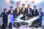 รถจักรยานยนต์ไฟฟ้า Honda PCX Electric ตอบสนองทุกความต้องการของผู้ใช้งานในอนาคต
