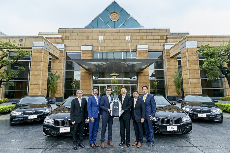 BMW Mobility Partner For The 34th ASEAN Summit (2)