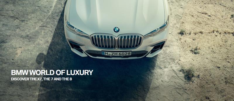 BMW World Of Luxury